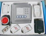 4防區電話聯網防盜報警器 (QA8018)