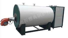 祈雅典热风锅炉拥有4个炉膛,实现气化技术,并采用六回程循环燃烧,热效率达到90%,**热风温度可达280°C,烟囱温度控制在100°C以内,排放无烟无尘。