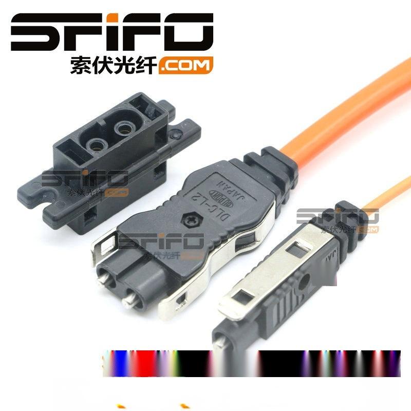 富士電纜DLC-L2光纖線 H網DLC-L2接頭