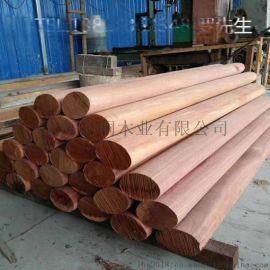 红梢木栏杆厂家|红梢木扶手厂家|红梢木栏杆定做厂家