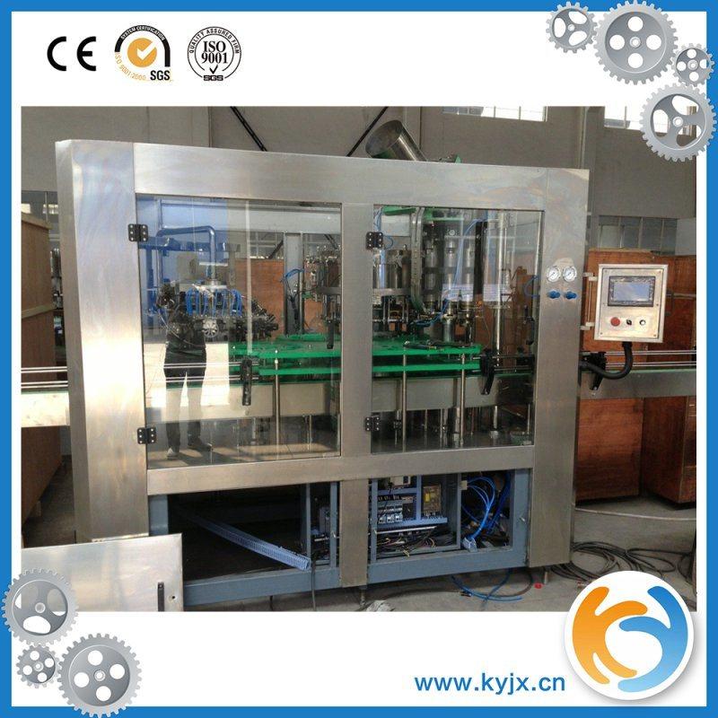 科源機械DGF12-12-6碳酸飲料灌裝機