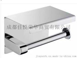 不锈钢手机纸架加厚,不锈钢304