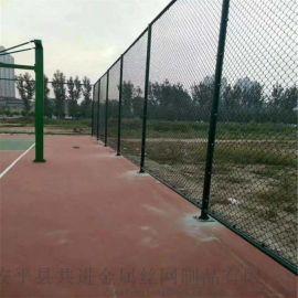 直销天津高尔夫球场围网厂家 定做学校操场护栏网