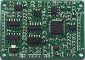 QL900A模拟同轴高清视频字符叠加器模块
