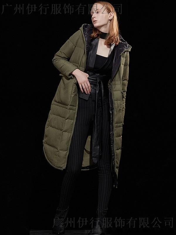 北京高端一線女裝摩多伽格品牌折扣一手清倉