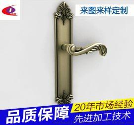 东莞沃昌专业定制门锁锌合金压铸加工 五金压铸门锁