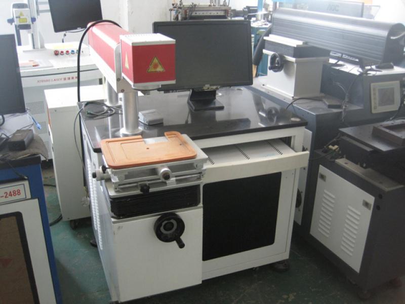 深圳二手半导体激光打标机
