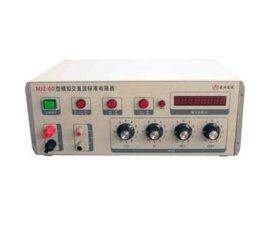 MJZ-60接地导通电阻测试仪检定装置
