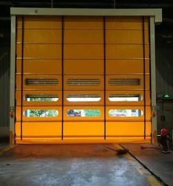 透明型快速門廠家 工業快速門 保溫工業快速門
