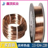 导电C5191磷铜线成分 无磁抗磨损锡青铜线