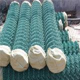 PVC包塑体育场勾花网 镀锌勾花网 勾花网围栏网