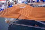 世纪城铝方管-凹槽铝方管 御龙湾铝方管-凹槽铝方管