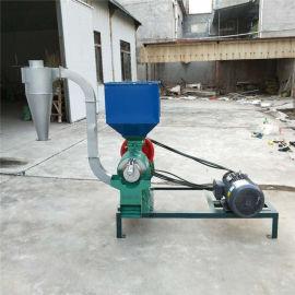 直销330型粮食脱皮机 电动玉米黄豆制糁机   荞麦加工剥壳机