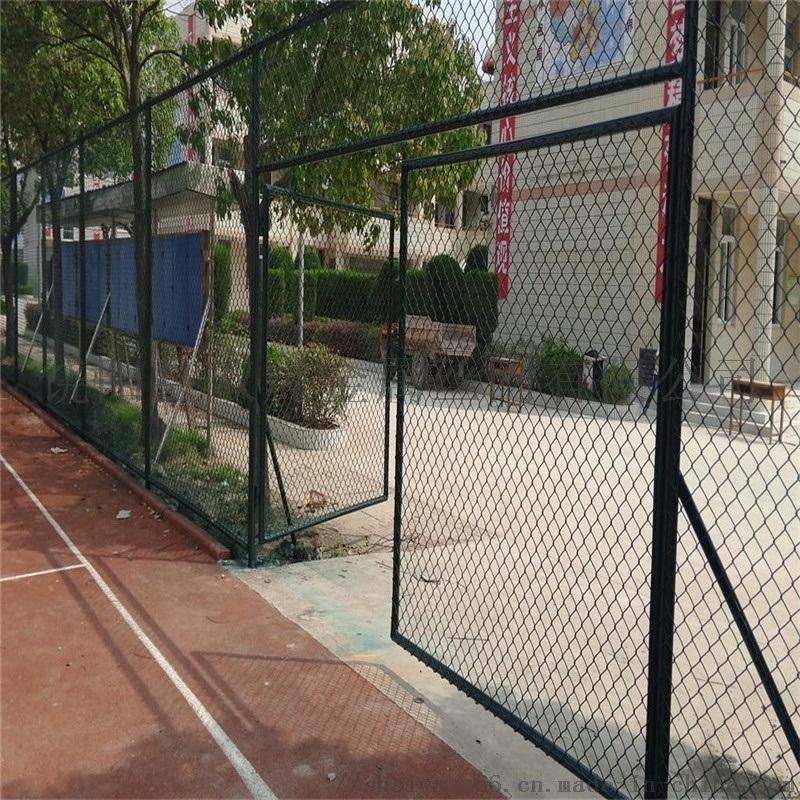 球場勾花網 體育場圍網 鍍鋅勾花鐵絲網