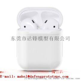 定制无线蓝牙耳机液态硅胶保护套 纯色耳机外壳