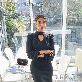 卡莎布兰卡  木子衣芭尾货 品牌折扣 广州哪哪里有折扣女装批发