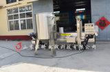 苦蕎片加工設備如何生產, 熱銷款苦蕎片全自動油炸機