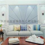 西安墙布壁纸供应商-刺绣壁纸墙布背景墙