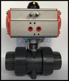 供应Q661F-10U气动UPVC球阀