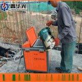 新疆和田地区非固化喷涂机小型地面保温喷涂机路面防水