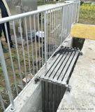 黑龙江克山县克山镇污水处理厂框架式紫外线消毒设备