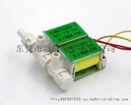 美容仪器泄气阀电磁阀吸黑头吸奶器微型气泵