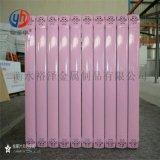 7575銅鋁複合柱翼型散熱器傳熱係數