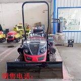 廠家直銷履帶式鏟雪車旋耕機推土機 多功能旋耕機