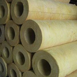 北京岩棉管 玻璃棉管 硅酸铝管 外贴铝箔的作用