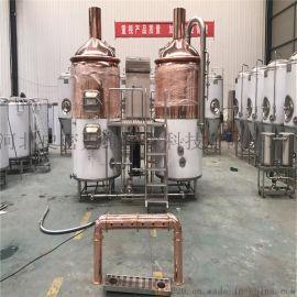 啤酒制作设备机器的价位酿酒设备
