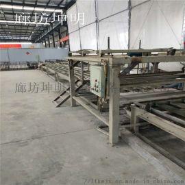 厂家直销匀质保温板设备复合岩棉板生产线