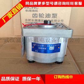 合肥长源液压齿轮泵CBHC-F16-ALΦL电动叉车低噪音齿轮油泵