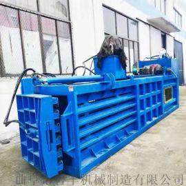 宁波100吨塑料瓶打包机 立式编织袋打包机