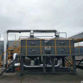 催化燃烧设备工艺流程