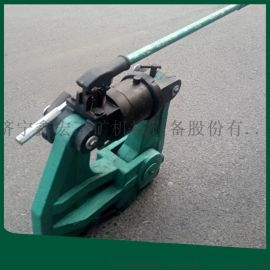 供应液压钢轨挤孔机 钢轨开孔器 铁路钢轨打孔机