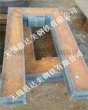 【中厚板切割廠家】A3板切割加工異形件單位-無錫思達美鋼鐵有限公司