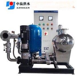 恒压供水变频器设置,消防增压给水设备