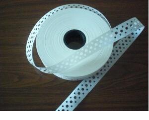供应湿水打孔牛皮纸胶带 打孔湿水纸胶带