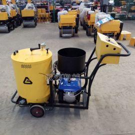 小型路面养护专用灌缝机 操作简单的沥青灌缝机