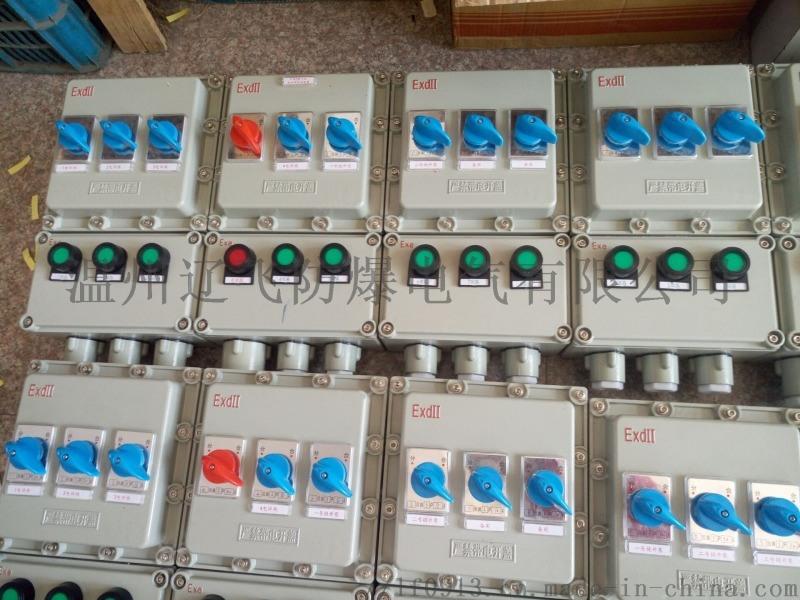 BXMDQ235鋼板焊接非標定做防爆箱