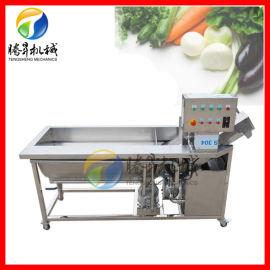 涡流翻浪全自动清洗机 水果蔬菜清洗机