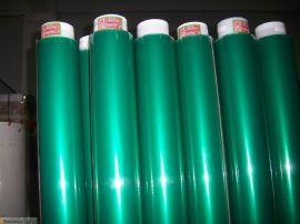 力和粘胶供应PET绿胶,绿色高温胶