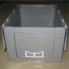 塑料物流箱 ,帶蓋塑料周轉箱,加厚塑料物流箱