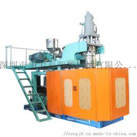 ф90单缸储料式塑料包装挤出成型机制造厂家