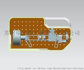 灯具三维设计,无锡UG建模,抄数报价,正逆向设计