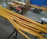 柳工装载机 钢管总成 50C铲车 三通钢管