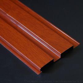 凹凸波浪型铝长城板铝单板长度规格6000mm