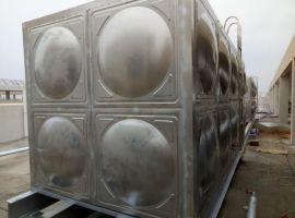 玻璃钢战时水箱不锈钢消防水箱制作工艺
