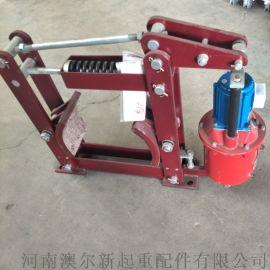 液压制动器 起重提升机液压刹车制动器  制动器瓦块