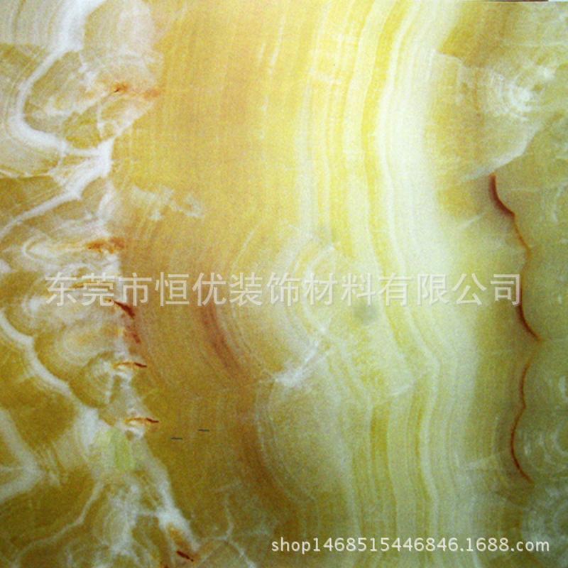 东莞厂家直销仿大理石宝丽纸 华丽 pu 3d立体纸 三聚 胺浸渍纸